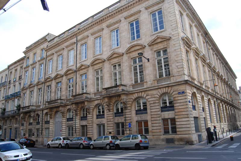 photo de la prefecture de la gironde
