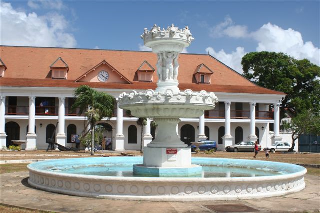 Photo de la prefecture de la guyane