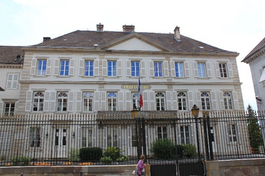 photo de la prefecture de la haute saone