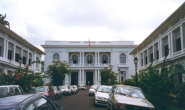 photo de la prefecture de la martinique