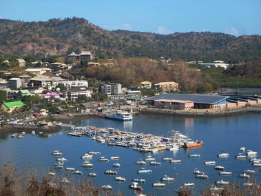 photo de la prefecture de mayotte