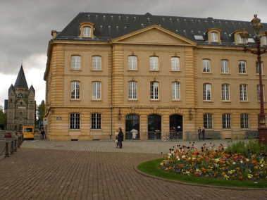 photo de la prefecture de la moselle