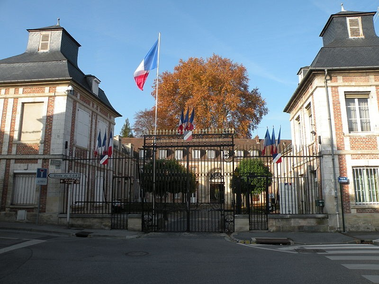 photo de la prefecture de l oise