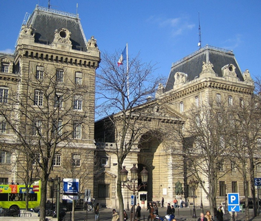 photo de la préfecture de paris