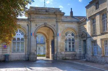 photo de la prefecture du pas de calais