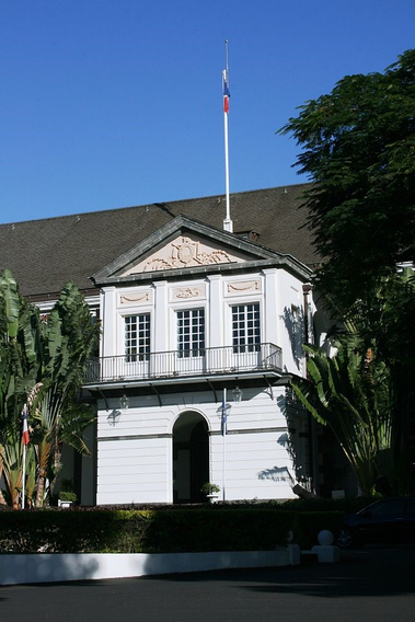 photo de la prefecture de la reunion