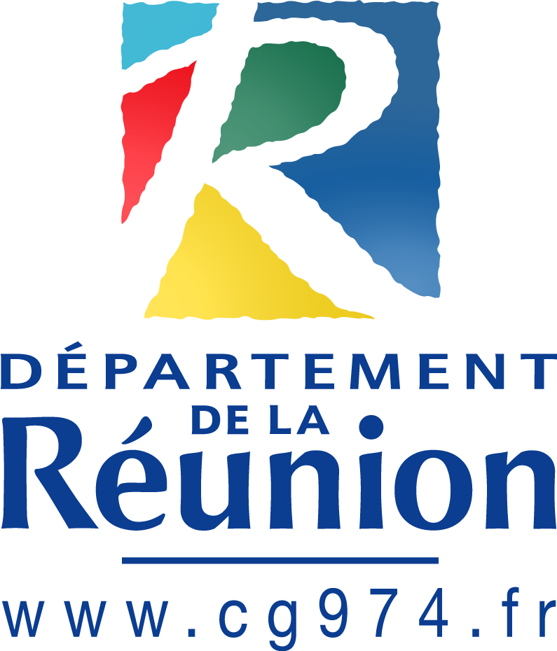 logo du departement de la reunion