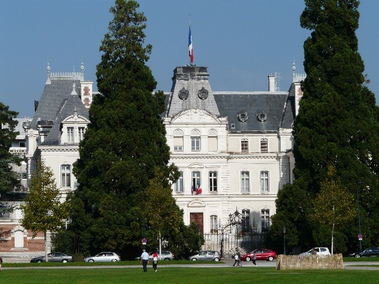 photo de la prefecture de la vendee