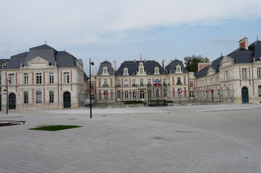 photo de la prefecture de la vienne