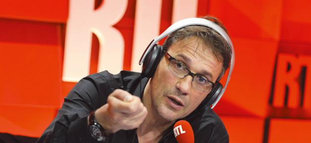 Julien Courbet à la radio