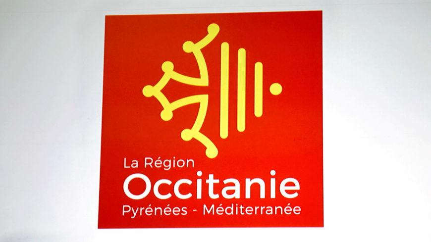 voici le nouveau logo de la r gion occitanie le blog eplaque. Black Bedroom Furniture Sets. Home Design Ideas